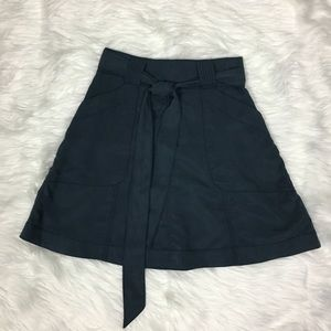 Anthropology HD in Paris A-line Skirt Size 8